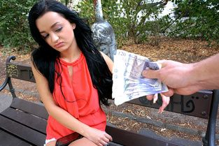 Euro Hottie Wild On Camera Video & Daphne Klyde - Public Pick Ups