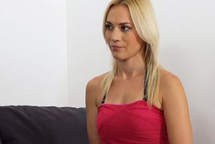 FakeAgent - Shy blonde fucks agent for a model contract