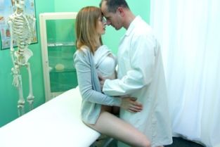 Fake Hospital - E240 Nikky And Joshua Doctor Creampies Sexy Tight Pussy