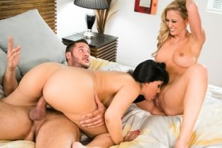 PrettyDirty - The One Night Stand: Part Three  Cherie DeVille, Mercedes Carrera, Danny Mountain