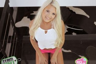 TeamSkeet - Ashlee Mae Chastity Is Not An Option Shes New
