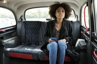 Fake Taxi - Ebony Stunner Rides Big Dick