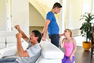FamilyStrokes - Kennedy Kressler Seducing My Stepson