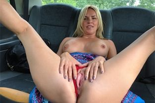 Fake Taxi - Mum With Big Natural Tits Gets Dick