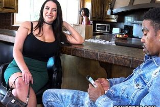 BangBros - Angela White Big Tits vs. Monster Cock MonstersOfCock