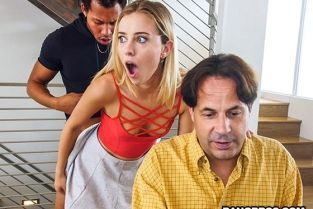 BangBros - Haley Reed Fucking Behind My Dad's Back MonstersOfCock