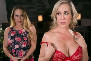 Th all girl massage with kat dior nikki knightly in creepy boss