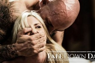 PureTaboo - Piper Perri Fall Down Dad
