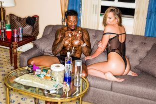 BlackedRaw - Brett Rossi He Made Me Cheat