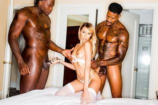 BlackedRaw - Hime Marie Next Level Open Relationship