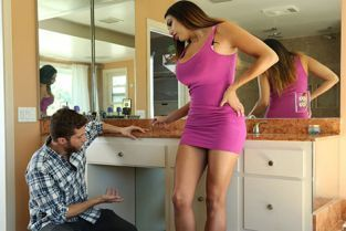SheWillCheat - Missy Martinez Cougar Gets Her Pipes Fixed