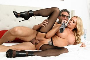 DevilsFilm - Briana Banks I'm A Nymphomaniac Like Mom