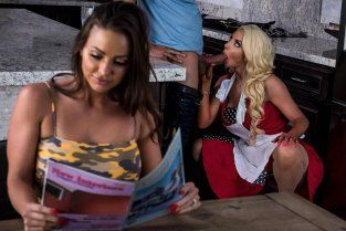 BrazziBots: Part 2 Abigail Mac, Nicolette Shea & Alex Legend