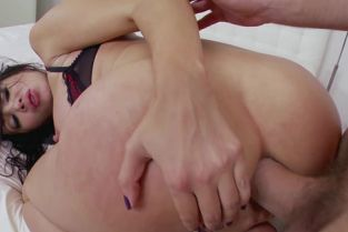 Analized - Katsuni Gets A Rough Fuck In Every Hole