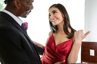 BangBros - Emily Willis Emily Needs Anal Before Prom MonstersOfCock