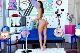 Nympho - Cassie Del Isla Ass On Command