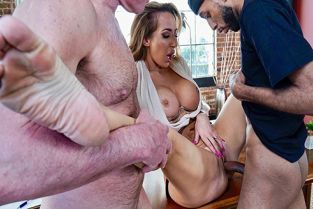 CuckoldSessions - Richelle Ryan Second Appearance