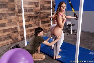 Cherie Deville Cumplimentary Training Session BrazzersExxtra