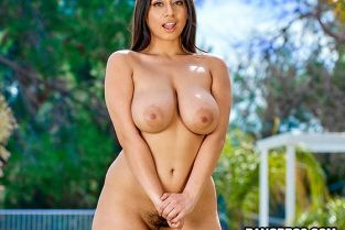 BangBros - Violet Myers When You Wish Upon A Dick BigTitCreamPie