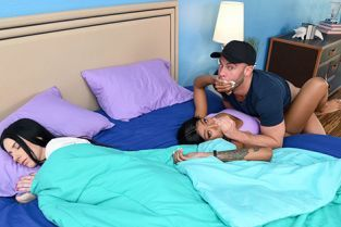 RealityKings - Nadia Jay, Amber Wildee If You're Cheating, So Am I SneakySex