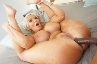 AnalOverdose - Alura Jenson Big Boob Babe Want A Cock To Fill Her Ass