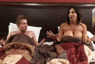 Tara Holiday, Danny D Overnight With Stepmom: Part One [Best of Brazzers]