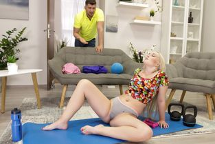 RealityKings - Lovita Fate Turning Up The Heat For Her Workout RKPrime