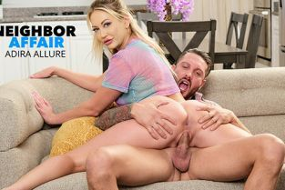 NaughtyAmerica - Adira Allure NeighborAffair