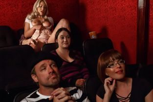 Krissy Lynn, Alex D, Kylie Page Cinematic Climax [Best of Brazzers]