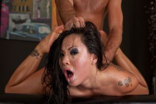 Asa Akira, Keiran Lee Good Vibe Rub Down [Best of Brazzers]
