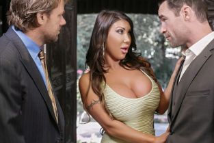 Charles Dera, August Taylor My Wife's Ex [Best of Brazzers]