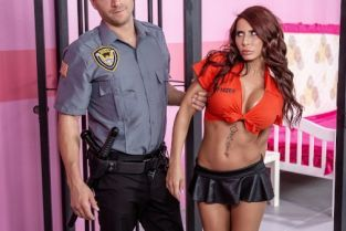 Xander Corvus, Madison Ivy Glam Jail Nail [Best of Brazzers]