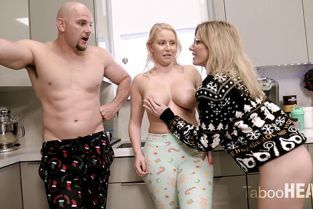 TabooHeat - Cory Chase, Vanessa Cage Christmas Free Use