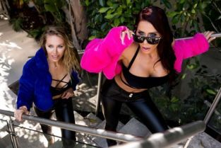 Madison Ivy, Nicole Aniston, Keiran Lee Hot & Horny Homewreckers [Best of Brazzers]