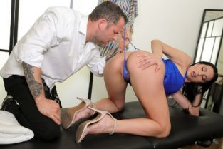 Scott Nails, Azul Hermosa Diva For A Day [Best of Brazzers]