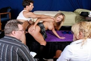 Mikey Butders, Nikki Sexx It ain't over 'til the fat lady sings. [Best of Brazzers]