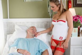 Johnny Sins, Kennedy Leigh Nurse Leigh, Cock Stalker [Best of Brazzers]