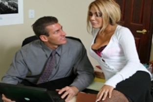Carmel Moore, Lee Stone Non-Smoking [Best of Brazzers]