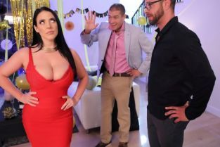 Xander Corvus, Angela White Fappy New Year [Best of Brazzers]