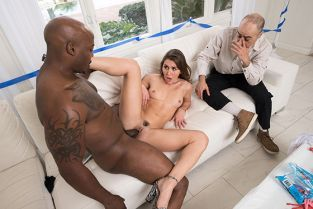 Hustler - Paige Owens My Wife's First Black Cock