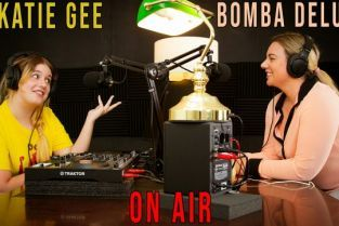 GirlsOutWest - Bomba Deluxe, Katie Gee  On Air