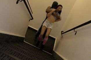 DickDrainers - Audrey Holiday No Relaxation For Her Throat!
