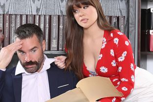 CherryPimps - Alison Rey Nailing More Than The Job Interview