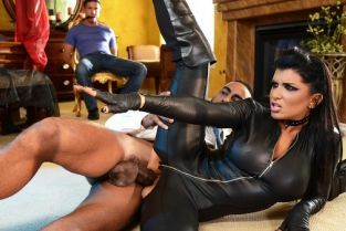 Mick Blue, Toni Ribas, Romi Rain, Stallion Deadly Rain: Part Four [Best of Brazzers]