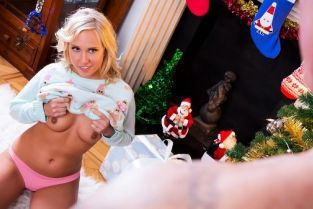 Carla Cox, Seth Strong Cumming Home For Christmas! Part Two [Best of Brazzers]