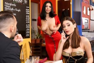 Kira Queen, Liya Silver Watch Me Instead BrazzersExxtra