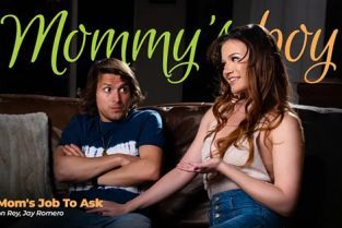 MommysBoy - Alison Rey A Mom's Job To Ask